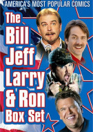 Bill, Jeff, Larry and Ron Box Set, The Movie