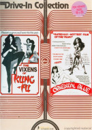 Vixens Of Kung-Fu, The / Oriental Blue (Double Feature) Movie