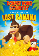 Donkey Kong Country: Raiders Of The Lost Banana Movie