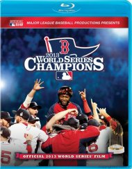 2013 Boston Red Sox: The Official World Series Film Blu-ray