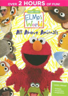 Elmos World: All About Animals Movie