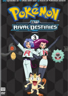 Pokemon: Black & White Rival Destinies - Set 3 Movie
