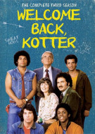 Welcome Back, Kotter: The Complete Third Season Movie