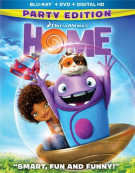 Home: Party Edition (Blu-ray + DVD + UltraViolet) Blu-ray
