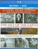 Salt Of The Earth, The (Blu-ray + DVD)  Blu-ray
