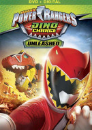 Power Rangers Dino Charge: Unleashed (DVD + UltraViolet) Movie