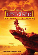 Lion Guard, The: Return Of The Roar (DVD + Digital HD) Movie