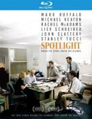Spotlight (Blu-ray + DVD + UltraViolet) Blu-ray