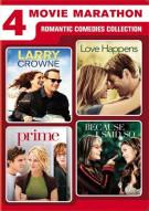 4-Movie Marathon: Romantic Comedies Collection Movie