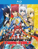 Gonna Be The Twin-Tail: The Complete Series (Blu-ray + DVD) Blu-ray