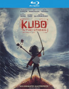 Kubo And The Two Strings (Blu-ray 3D + Blu-ray + UlrtaViolet) Blu-ray