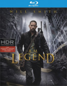 I Am Legend (4K Ultra HD + Blu-ray + UltraViolet) Blu-ray
