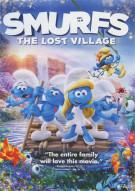 Smurfs: The Lost Village Movie