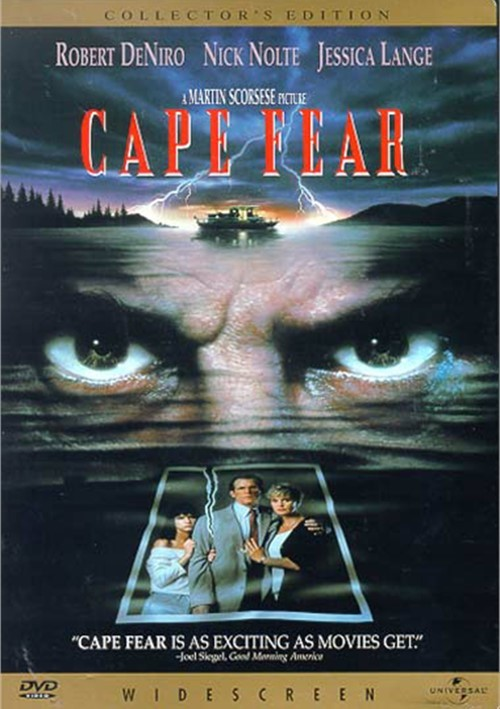 Cape Fear: Collectors Edition (1991) Movie