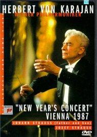Karajan: New Years Concert - Vienna 1987 Movie