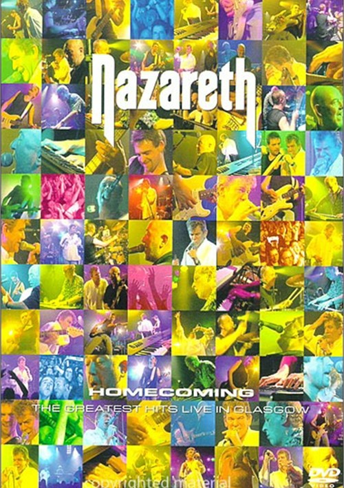Nazareth: Homecoming - The Greatest Hits Live In Glasgow Movie