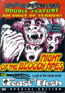 Night Of The Bloody Apes/ Feast Of Flesh Movie