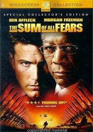 Sum Of All Fears, The Movie
