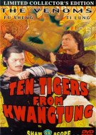 Ten Tigers From Kwangtung Movie