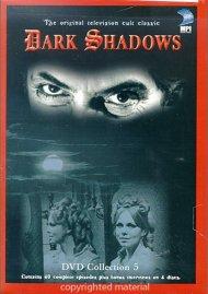 Dark Shadows: DVD Collection 5 Movie