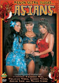 Peach Ultra Vixens: Asians Movie