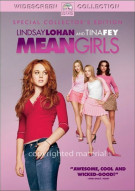 Mean Girls (Widescreen) Movie