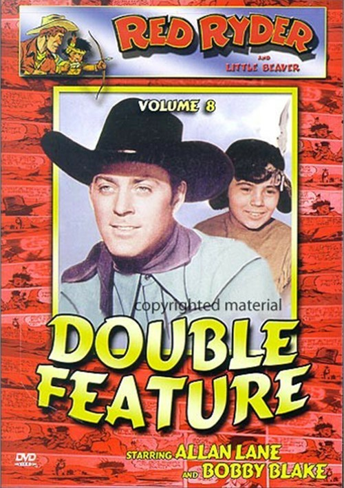 Red Ryder: Double Feature Volume 8 Movie