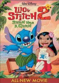 Lilo & Stitch 2: Stitch Has A Glitch Movie