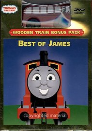 Thomas & Friends: Best Of James (with Toy Train) Movie