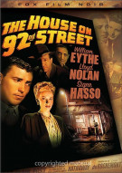 House On 92nd Street, The Movie