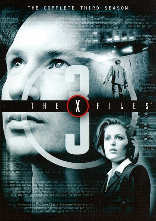 X-Files, The: The Complete Third Season (Repackaged) Movie