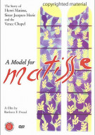 Model For Matisse, A Movie