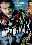 Amazing Mr. X, The Movie