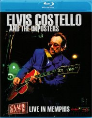Elvis Costello And The Imposters: Club Date - Live In Memphis Blu-ray