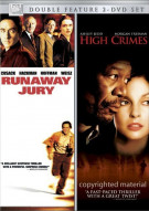 Runaway Jury / High Crimes  (Double Feature) Movie