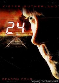 24: Season Four (Repackage) Movie