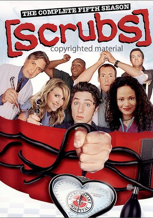 Scrubs: The Complete Fifth Season Movie