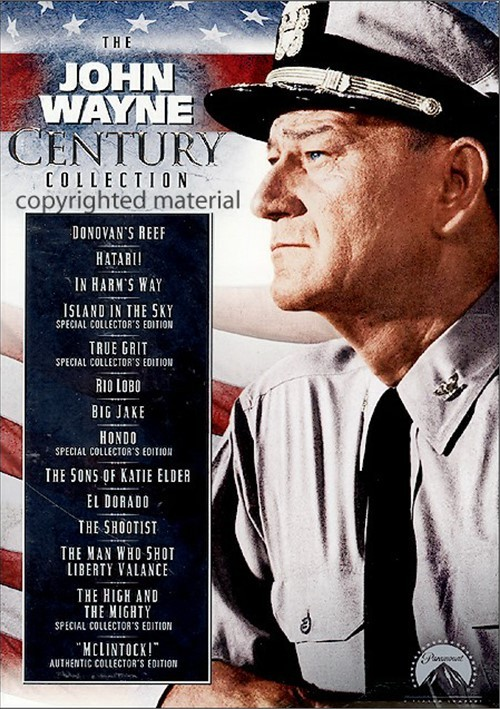 John Wayne Century Collection Movie