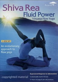 Shiva Rea: Fluid Power - Vinyasa Flow Yoga Movie