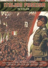 Italian Fascism In Color Movie