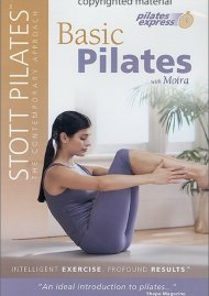 Stott Pilates: Basic Pilates Movie