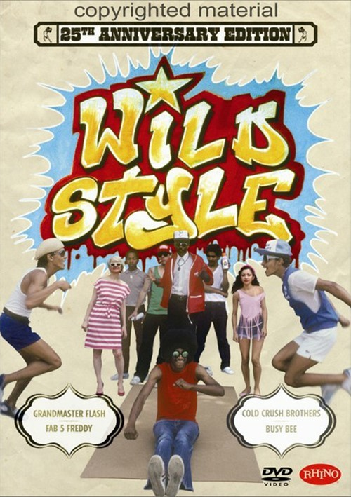 Wild Style: 25th Anniversary Edition Movie