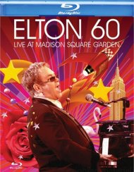 Elton 60: Live At Madison Square Garden Blu-ray