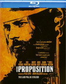 Proposition, The Blu-ray