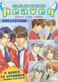 Gakuen Heaven: Volumes 1-4 Collection Movie