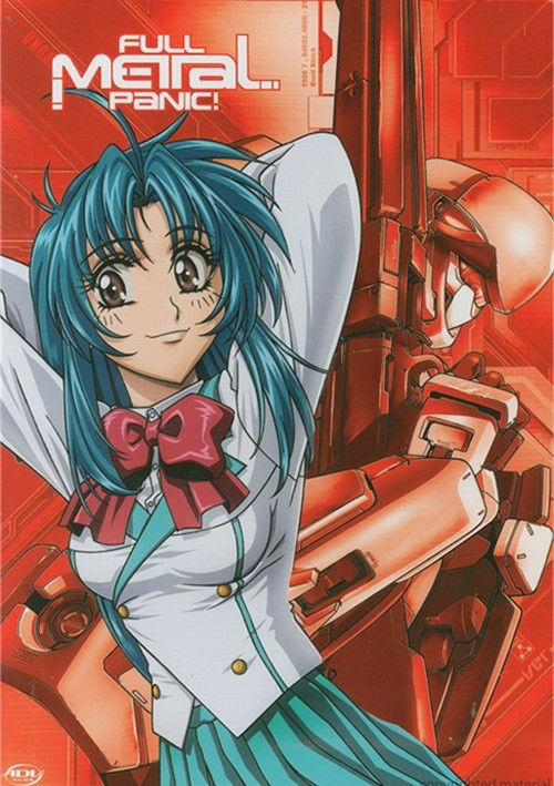 Full Metal Panic!: Complete Collection (Repackage) Movie