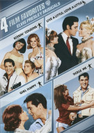 4 Film Favorites: Elvis Presley Musicals Movie