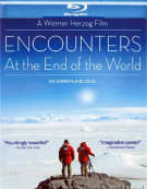 Encounters At The End Of The World Blu-ray