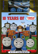 Thomas & Friends: 10 Years Of Thomas & Friends (with Toy Train) Movie
