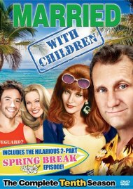 Married With Children: The Complete Tenth Season Movie